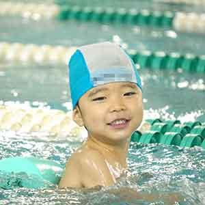 水泳教室のイメージ